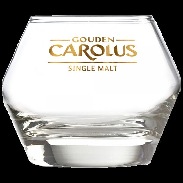 Gouden Carolus Single Malt Whiskyglas